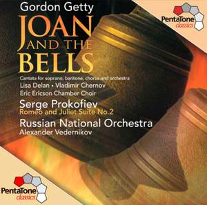 Prokofiev: Romeo & Juliet Suite No. 2 and Getty: Joan and the Bells Product Image