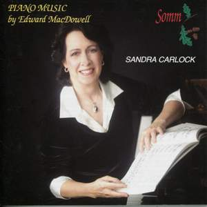 Piano Music by Edward Macdowell