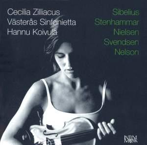 Sibelius: Two Humoresques Op. 87, etc.