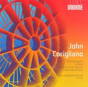 Corigliano, J: Phantasmagoria on 'The Ghosts of Versailles', etc.
