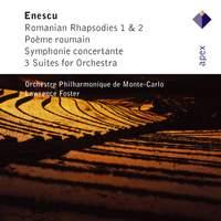 Enescu: Romanian Rhapsodies, Poème roumain & Orchestral Suites