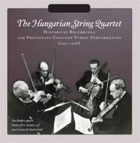 The Hungarian String Quartet