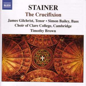 Stainer: The Crucifixion Product Image