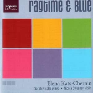 Elena Kats-Chernin - Ragtime & Blue