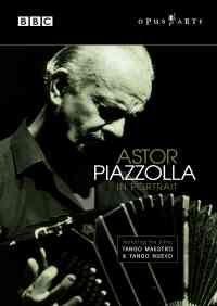 Astor Piazzolla in Portrait