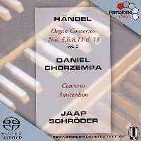 Handel - Organ Concertos Volume 2