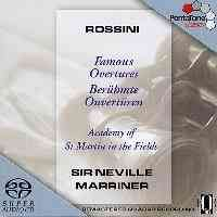 Rossini - Famous Overtures