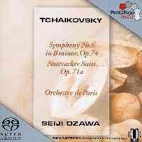Tchaikovsky: Symphony No. 6 & Nutcracker Suite