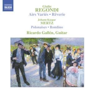 Regondi & Mertz - Guitar Music