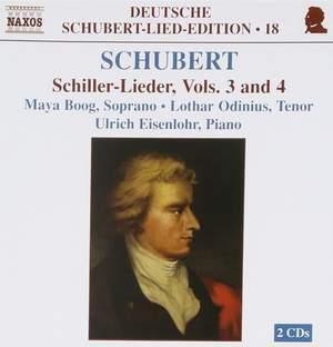 Volume 18 - Schiller Volumes 3 & 4