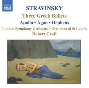Stravinsky - Three Greek Ballets
