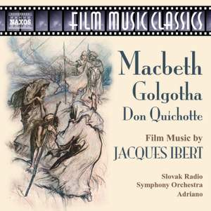 Film Music by Jacques Ibert
