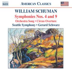 William Schuman - Symphonies Nos. 4 & 9