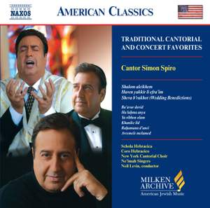 American Classics - Traditional Cantorial and Concert Favorites