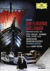 Der fliegende Holländer - DVD