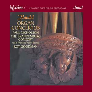 Handel - Organ Concertos