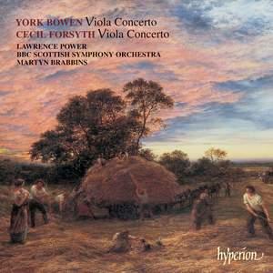 Bowen & Forsyth - Viola Concertos