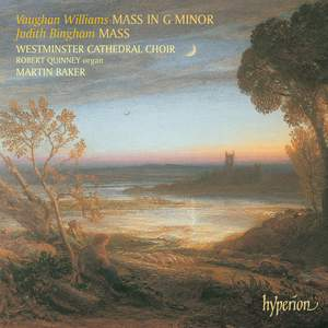 Vaughan Williams: Mass in G and other works