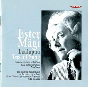 Ester Mägi - Laulupuu, Tree of Song