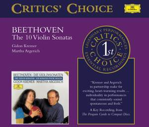Beethoven: Violin Sonatas Nos. 1-10