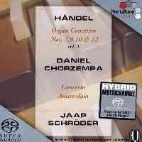 Handel - Organ Concertos Volume 3