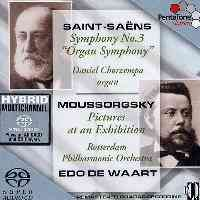 Saint-Saëns: Symphony No. 3 & Mussorgsky: Pictures at an Exhibition