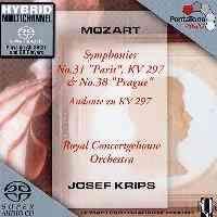 Mozart: Symphonies Nos. 31 & 38