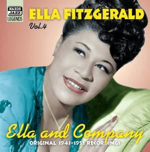 Ella Fitzgerald - Ella and Company Product Image