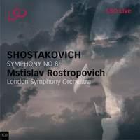 Shostakovich: Symphony No. 8 in C minor, Op. 65