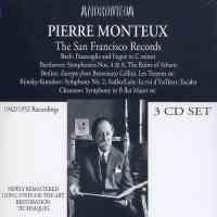 Pierre Monteux - The San Francisco Recordings