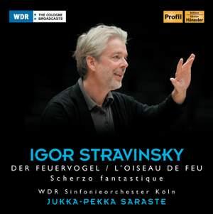 Stravinsky: The Firebird & Scherzo fantastique