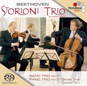 Beethoven: Piano Trios Nos. 2 & 5