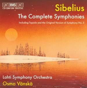 Sibelius - The Complete Symphonies