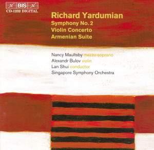 Richard Yardumian: Instrumental Music