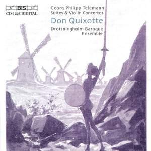 Telemann: Suites and Violin Concertos