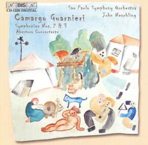 Guarnieri: Symphonies Nos. 2 & 3 and Abertura Concertante