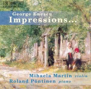 George Enescu - Impressions ...