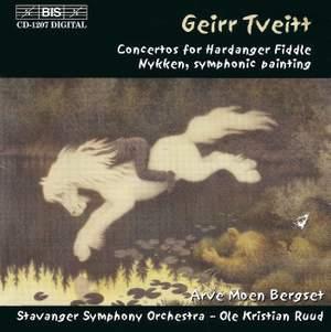 Geirr Tveitt - Concertos for Hardanger Fiddle
