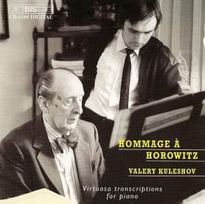 Hommage à Horowitz