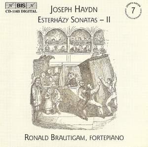 Haydn - Complete Solo Keyboard Music, Volume 7