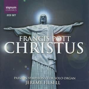 Pott: Christus - Passion Symphony for solo organ Product Image