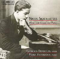 Skalkottas - Music for Violin and Piano
