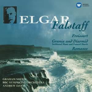 Elgar: Falstaff - Symphonic Study in C minor, Op. 68, etc.