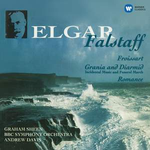 Elgar: Falstaff - Symphonic Study in C minor, Op. 68, etc.