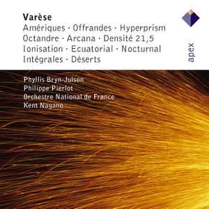 Varèse: Orchestral Works