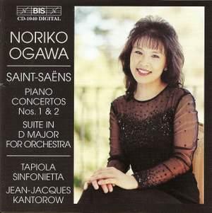 Saint-Saëns - Piano Concertos Nos. 1 & 2