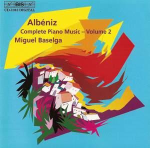 Albéniz - Complete Piano Music, Volume 2
