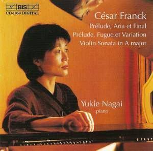 César Franck - Piano Works Product Image