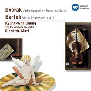 Dvořák: Violin Concerto in A minor, Op. 53, etc.