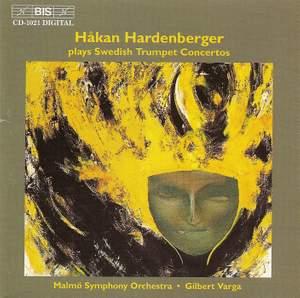 Håkan Hardenberger plays Swedish Trumpet Concertos Product Image